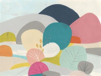 Meadow Whimsy II by June Erica Vess