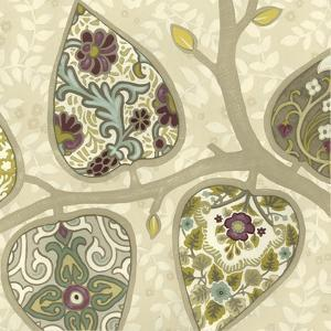 Patterns in Foliage I by June Erica Vess