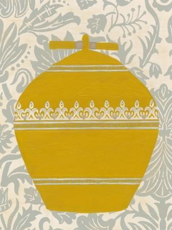 Pottery Patterns II by June Erica Vess