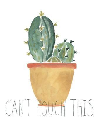 Punny Plant I by June Erica Vess