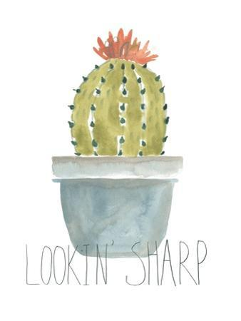 Punny Plant II by June Erica Vess