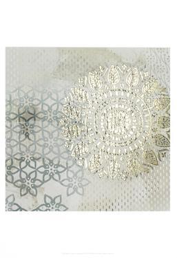 Tapestry Melange I by June Erica Vess