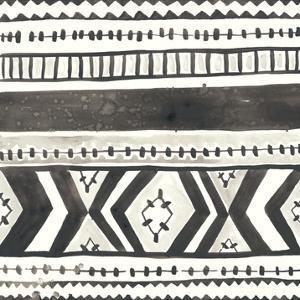 Tribal Echo II by June Erica Vess