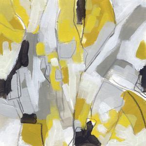 Citron Confetti III by June Vess