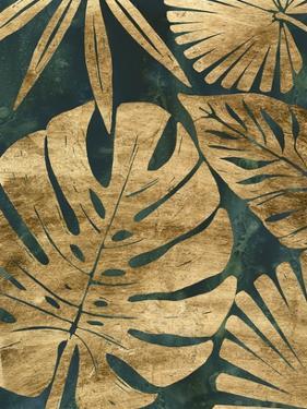 Emerald Jungle II by June Vess