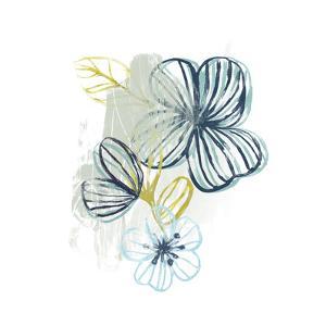 Floral Offset I by June Vess
