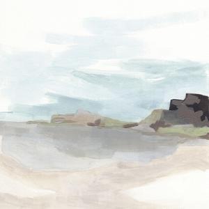 Glacial Coast II by June Vess