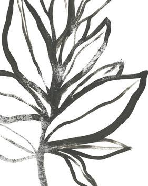 Leaf Instinct I by June Vess