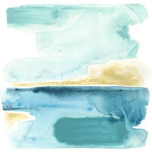 Liquid Shoreline III by June Vess