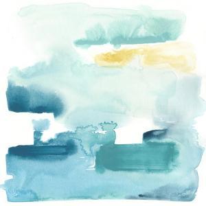 Liquid Shoreline IX by June Vess