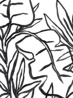 Naive Foliage I by June Vess