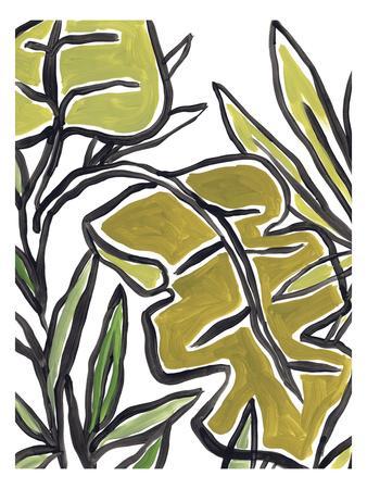 Naive Foliage III