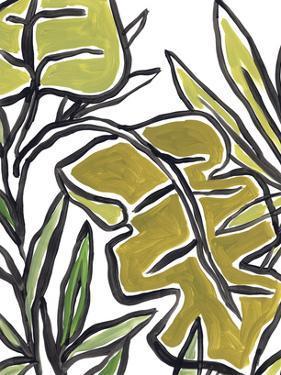 Naive Foliage III by June Vess