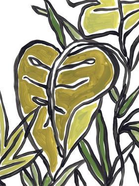 Naive Foliage IV by June Vess