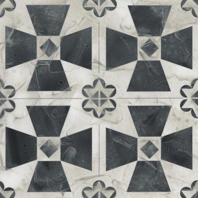 Neutral Tile Collection IV by June Vess