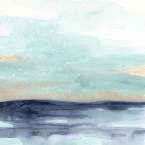 Ocean Morning Mist I by June Vess