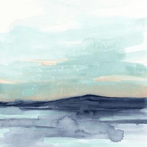 Ocean Morning Mist II by June Vess