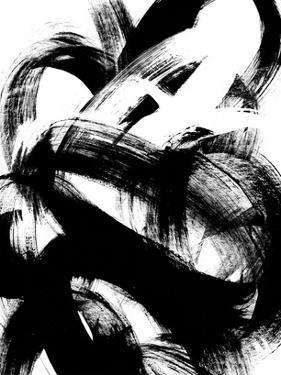 Onyx Swipe I by June Vess