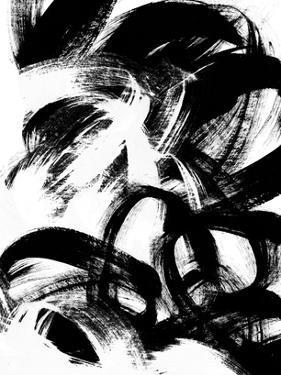 Onyx Swipe III by June Vess