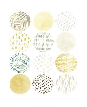 Orbital Patterns I by June Vess
