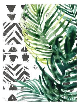 Palm Pattern I by June Vess
