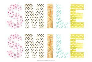 Pattern Sentiment III by June Vess