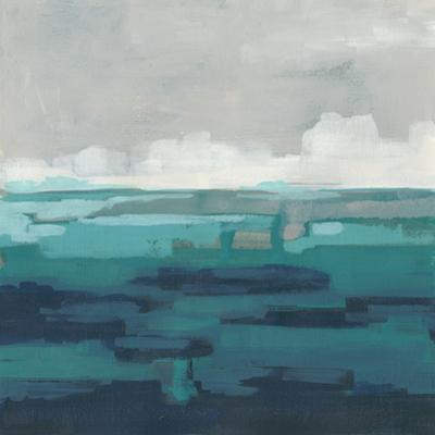 Sea Foam Vista I by June Vess