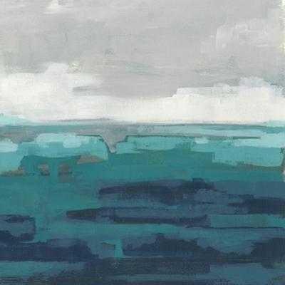 Sea Foam Vista II by June Vess