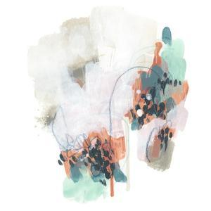 Tangerine Cloud II by June Vess
