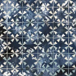 Tile-Dye III by June Vess