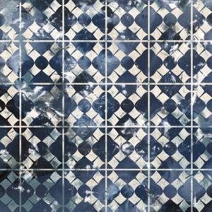 Tile-Dye V by June Vess