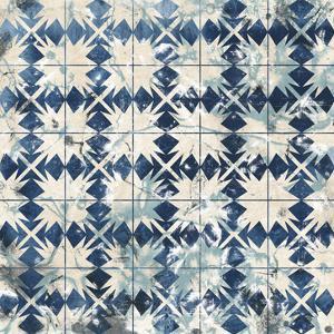 Tile-Dye VI by June Vess