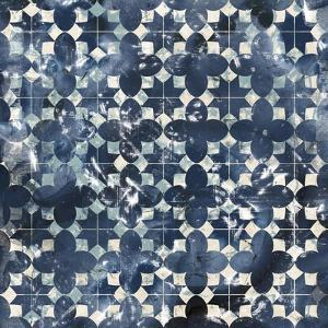 Tile-Dye VII by June Vess