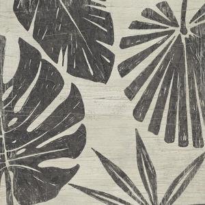 Tribal Palms II by June Vess