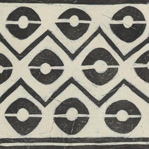 Tribal Patterns IV by June Vess