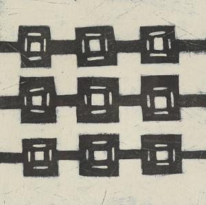 Tribal Patterns VII by June Vess