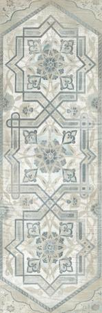 Vintage Persian Panel III by June Vess