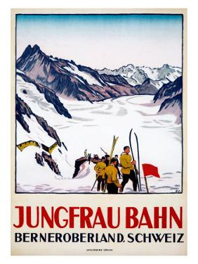 Jungfrau Bahn