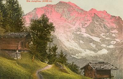 Jungfrau, Swiss Alps