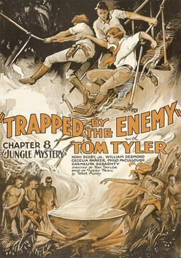 Jungle Mystery -Trapped by the Enemy