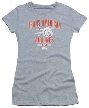 Juniors: Airplane - Trans American