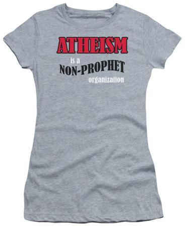 Juniors: Atheism