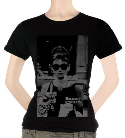 Juniors: Audrey Hepburn - Faded Memory