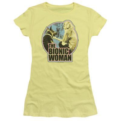 Juniors: Bionic Women-Jamie & Max