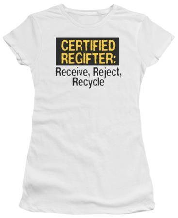 Juniors: Certified Regifter