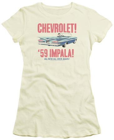 Juniors: Chevrolet- 59 Impala