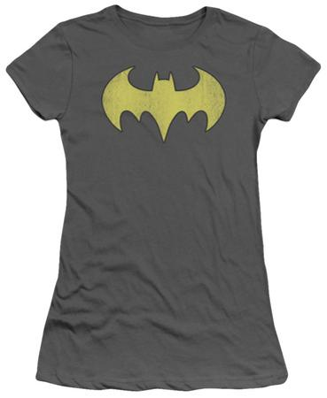 Juniors: DC Comics - Batgirl - Logo Distressed