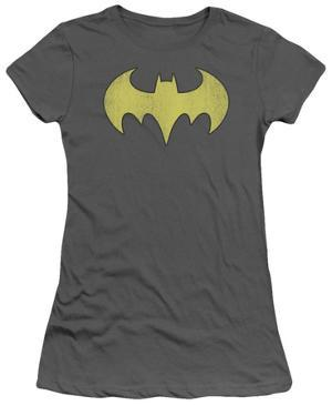 Juniors: DC Comics - Batgirl - Logo Distressed