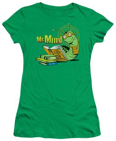 Juniors: DC-Mr Mind