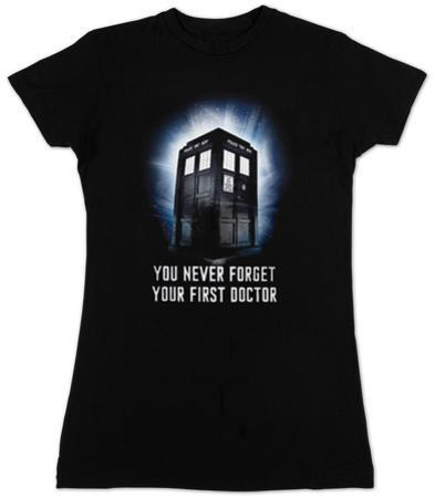 Juniors: Doctor Who - First Doctor